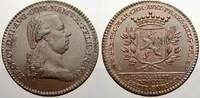 Bronzemedaille 1791 Haus Habsburg Leopold II. 1790-1792. Vorzüglich-ste... 110,00 EUR  zzgl. 5,00 EUR Versand