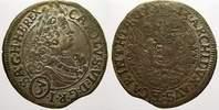 3 Kreuzer (Groschen) 1713 Haus Habsburg Karl VI. 1711-1740. Sehr selten... 250,00 EUR free shipping