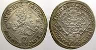 1/4 Taler 1725 Haus Habsburg Karl VI. 1711-1740. Fast vorzüglich  175,00 EUR  + 5,00 EUR frais d'envoi