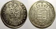 1/2 Taler 1706  K Haus Habsburg Ungarische Malkontenten 1703-1707. Sehr... 375,00 EUR envoi gratuit