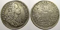 1/2 Taler 1721 Haus Habsburg Karl VI. 1711-1740. Selten. Sehr schön+  325,00 EUR free shipping
