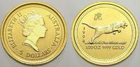 5 Dollars (Lunar, Tiger) 1998  K Australien Elizabeth II. seit 1952. Po... 135,00 EUR  zzgl. 5,00 EUR Versand
