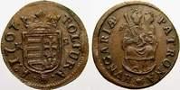 Cu Poltura 1707  K Haus Habsburg Ungarische Malkontenten 1703-1707. Seh... 35,00 EUR  + 5,00 EUR frais d'envoi