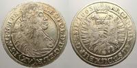15 Kreuzer 1663  GH Schlesien-Der oberste Lehnsherr Leopold 1658-1705. ... 100,00 EUR  zzgl. 5,00 EUR Versand