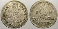 Poltura 1711  P Haus Habsburg Joseph I. 1705-1711. Überdurchschnittlich... 60,00 EUR  zzgl. 5,00 EUR Versand