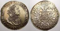 Reichstaler. 1652  KB Haus Habsburg Ferdinand III. 1637-1657. Kl. Grafi... 450,00 EUR kostenloser Versand