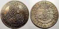 Taler 1706 Haus Habsburg Joseph I. 1705-1711. Avers etwas korrodiert, j... 350,00 EUR free shipping