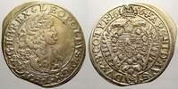 15 Kreuzer 1664  CA Haus Habsburg Leopold I. 1658-1705. Sehr schön+  50,00 EUR  zzgl. 5,00 EUR Versand