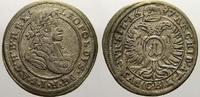 1 Kreuzer 1697  CB Schlesien-Der oberste Lehnsherr Leopold 1658-1705. S... 50,00 EUR  zzgl. 5,00 EUR Versand