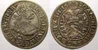 3 Kreuzer 1670 Schlesien-Der oberste Lehnsherr Leopold 1658-1705. Vorzü... 30,00 EUR  zzgl. 5,00 EUR Versand