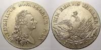 Taler 1776  A Brandenburg-Preußen Friedrich II. 1740-1786. Sehr schön-v... 350,00 EUR kostenloser Versand