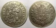 15 Kreuzer 1676 Haus Habsburg Leopold I. 1658-1705. Sehr schön-vorzügli... 75,00 EUR  zzgl. 5,00 EUR Versand