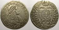 15 Kreuzer 1664  CA Haus Habsburg Leopold I. 1658-1705. Sehr schön+  60,00 EUR  zzgl. 5,00 EUR Versand