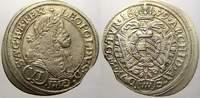 6 Kreuzer 1679 Haus Habsburg Leopold I. 1658-1705. Attraktives sehr sch... 60,00 EUR  zzgl. 5,00 EUR Versand