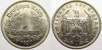 1 Reichsmark 1937  A Drittes Reich  Fast stempelglanz!  10,00 EUR  zzgl. 5,00 EUR Versand