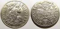 3 Kreuzer 1669 Haus Habsburg Leopold I. 1658-1705. Sehr schön+  22,00 EUR  zzgl. 5,00 EUR Versand
