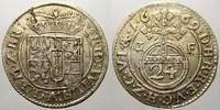 1/24 Taler (Groschen) 1669  GF Brandenburg-Preußen Friedrich Wilhelm, d... 40,00 EUR  zzgl. 5,00 EUR Versand