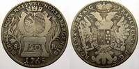 20 Kreuzer 1765 Nürnberg, Stadt  Sehr schön  22,00 EUR  zzgl. 5,00 EUR Versand