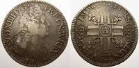 Ecu aux 8 L , 1er type 1690  A Frankreich Ludwig XIV. 1643-1715. Sehr s... 195,00 EUR  +  5,00 EUR shipping