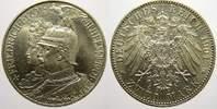 2 Mark 1901  A Preußen Wilhelm II. 1888-1918. Vorzüglich von Polierte P... 20,00 EUR  zzgl. 5,00 EUR Versand