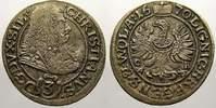 3 Kreuzer 1670  CB Schlesien-Liegnitz-Brieg Christian 1639-1673. Fast v... 40,00 EUR  +  5,00 EUR shipping