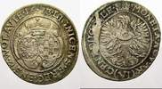 6 Kreuzer 1673  C Schlesien-Liegnitz-Brieg Luise von Anhalt, Regentin a... 30,00 EUR  +  5,00 EUR shipping
