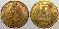 Un Decime 1861  A Frankreich Napoleon III. 1852-1870. Fast vorzüglich  20,00 EUR  +  5,00 EUR shipping