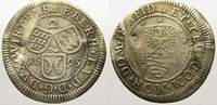 2 Kreuzer 1695 Württemberg Eberhard Ludwig 1693-1733. Gewellt, fast seh... 20,00 EUR  +  5,00 EUR shipping