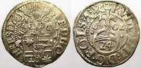 1/24 Taler (Groschen) 1602 Schauenburg und Holstein Ernst III. 1601-162... 40,00 EUR  +  5,00 EUR shipping