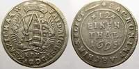 1/12 Taler (Doppelgroschen) 1695 Sachsen-Albertinische Linie Friedrich ... 30,00 EUR  + 5,00 EUR frais d'envoi