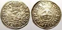 1/24 Taler (Groschen) 1603 Schauenburg und Holstein Ernst III. 1601-162... 40,00 EUR  zzgl. 5,00 EUR Versand