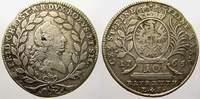 10 Kreuzer 1765  ES Brandenburg-Bayreuth Friedrich Christian 1763-1769.... 25,00 EUR  zzgl. 5,00 EUR Versand
