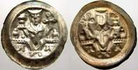 Brakteat 1240-1260 Hildesheim, Bistum Konrad II. oder seine Nachfolger ... 195,00 EUR  zzgl. 5,00 EUR Versand