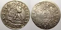 3 Kreuzer (Groschen) 1690 Haus Habsburg Leopold I. 1658-1705. Sehr schö... 24.68 US$ 22,00 EUR  +  11.22 US$ shipping