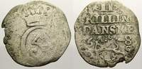 2 Skilling 1684 Norwegen Christian V 1670-1699. Schön-sehr schön  50,00 EUR  + 5,00 EUR frais d'envoi