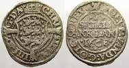 1 Skilling 1608 Dänemark Christian IV. 1588-1648. Leicht korrodiert, se... 60,00 EUR  + 5,00 EUR frais d'envoi