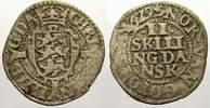 2 Skilling 1629 Dänemark Christian IV. 1588-1648. Kl. Prägeschwäche, fa... 60,00 EUR  + 5,00 EUR frais d'envoi