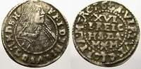1/16 Taler 1651 Schleswig-Holstein-Gottorp Friedrich III. 1616-1659. Se... 50,00 EUR  + 5,00 EUR frais d'envoi