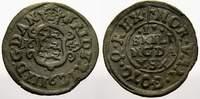 2 Skilling 1649 Dänemark Friedrich III 1648-1670. Leicht gewellt, sehr ... 50,00 EUR  + 5,00 EUR frais d'envoi