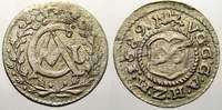 1/96 Taler 1689 Mecklenburg-Güstrow Gustav Adolf 1636-1695. Selten. Seh... 95,00 EUR  + 5,00 EUR frais d'envoi