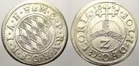2 Kreuzer (Halbbatzen) 1631 Bayern Maximilian I., als Kurfürst 1623-165... 35,00 EUR  + 5,00 EUR frais d'envoi