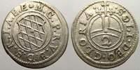 2 Kreuzer (Halbbatzen)  1623-1651 Bayern Maximilian I., als Kurfürst 16... 30,00 EUR  + 5,00 EUR frais d'envoi