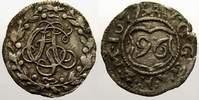 1/96 Taler 1679  G Mecklenburg-Güstrow Gustav Adolf 1636-1695. Seltene ... 95,00 EUR  + 5,00 EUR frais d'envoi