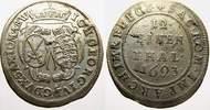 1/12 Taler (Doppelgroschen) 1693 Sachsen-Albertinische Linie Johann Geo... 35,00 EUR  + 5,00 EUR frais d'envoi
