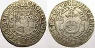 Groschen 1624  L Brandenburg-Preußen Georg Wilhelm 1619-1640. Sehr schö... 75,00 EUR  Excl. 5,00 EUR Verzending