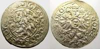 3 Kreuzer (Groschen) 1599 Pfalz-Zweibrücken Johann I. 1569-1604. Min. P... 30,00 EUR  Excl. 5,00 EUR Verzending