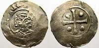 Denar  1027-1054 Niederlande-Utrecht, Bistum Bernold 1027-1054. Sehr sc... 125,00 EUR  Excl. 5,00 EUR Verzending