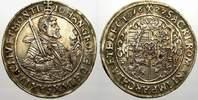 1/2 Reichstaler 1627  HI Sachsen-Albertinische Linie Johann Georg I. 16... 395,00 EUR Gratis verzending
