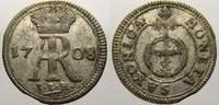Dreier 1708 Sachsen-Albertinische Linie Friedrich August I. 1694-1733, ... 275,00 EUR Gratis verzending