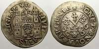 Ferding 1566 Riga, Stadt Freie Stadt 1562-1581. Winz. Prägeschwäche. Se... 110,00 EUR  zzgl. 5,00 EUR Versand